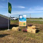 Палехская семеноводческая станция на выставке в Крыму